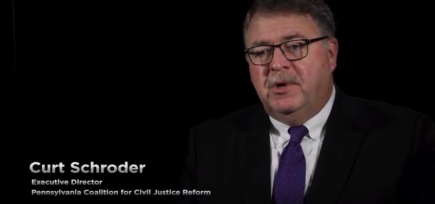 PCCJR's Curt Schroder speaks out on 'Judicial Hellhole' designation